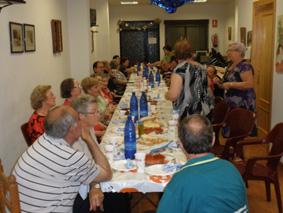 Sopar de la Fam 2011