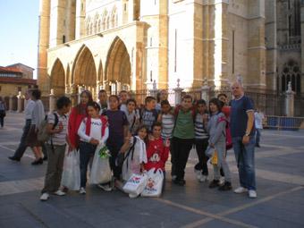 Jocs Esportius i viatge a Lleó