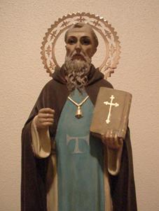 Sant Antoni, restaurat